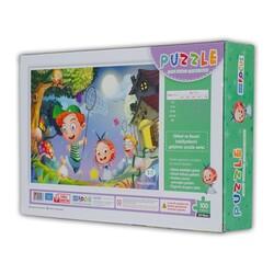 100 Parça Kutulu Puzzle (BF147) - Thumbnail