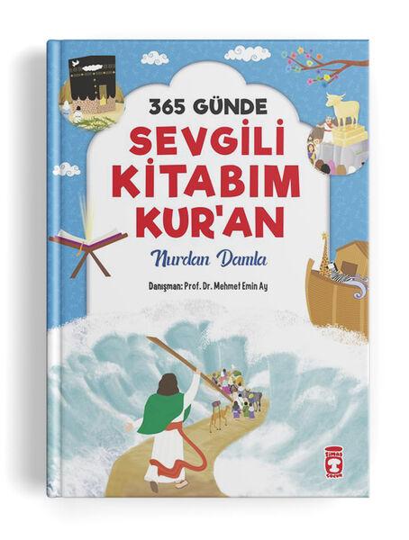 365 Günde Sevgili Kitabım Kur'an