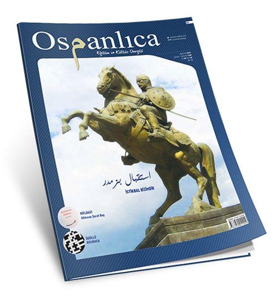 Ağustos 2015 Osmanlıca Dergisi (Sayı:24)