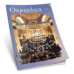 Ağustos 2016 Osmanlıca Dergisi - Thumbnail