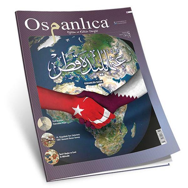 Ağustos 2017 Osmanlıca Dergisi