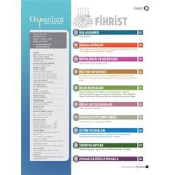 Ağustos 2017 Osmanlıca Dergisi - Thumbnail
