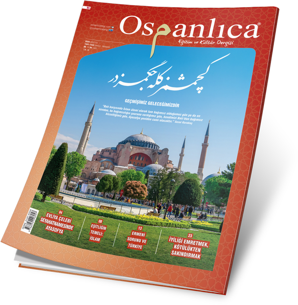 Ağustos 2020 Osmanlıca Dergisi
