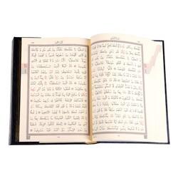 Ahşap Kutulu Kur'an-ı Kerim (Çanta Boy - Dikey) - Thumbnail