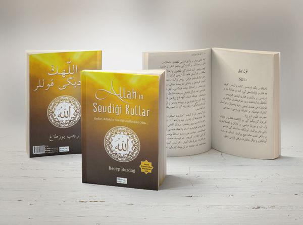 Allah'ın Sevdiği Kullar (Osmanlıca-Latince )