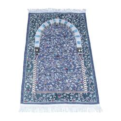 Arabic Ravza Gri Seccade - Thumbnail