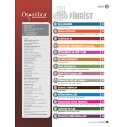 Aralık 2018 Osmanlıca Dergisi - Thumbnail