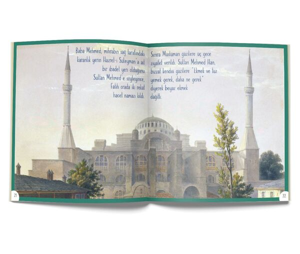 Büyük Ayasofya Camii
