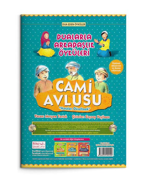 Cami Avlusu (Osmanlıca-Latince)