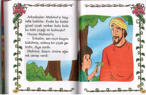 Can Can – Dini Hikayelerle Ahlak Eğitimi