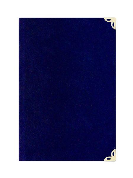 Çanta Boy Süet Mealli Yasin Cüzü (Lacivert, Elifli-Vavlı)