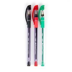 Çizgi Kalemi - Kırmızı - İğne Uçlu 0.7mm. Faber Castel - Thumbnail