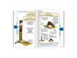 Çocuklar İçin Namaz'a Başlama Seti (Erkek - Hanefiler İçin) - Thumbnail