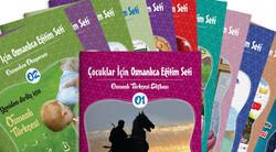 Çocuklar İçin Osmanlıca Eğitim Seti (12 Kitap) - Thumbnail