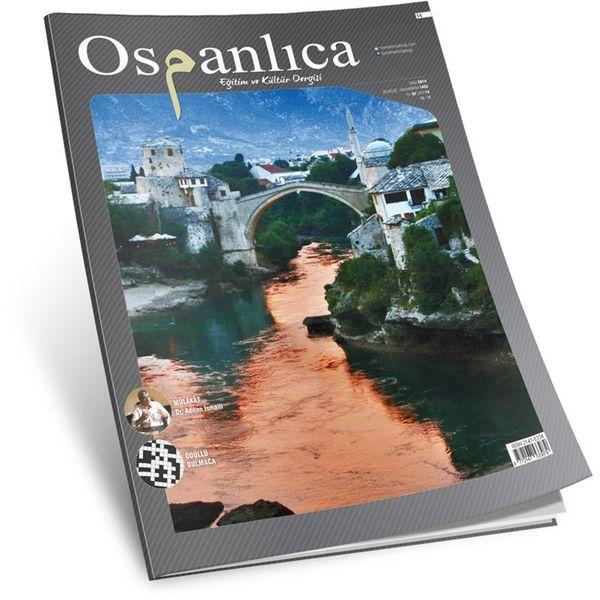 Ekim 2014 Osmanlıca Dergisi (Sayı:14)