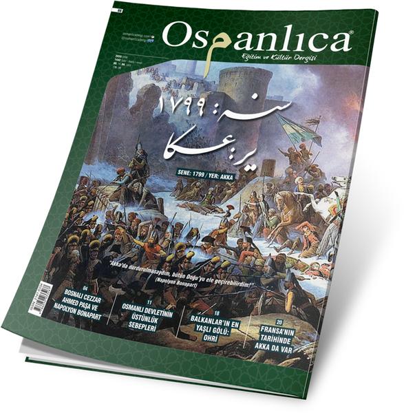 Ekim 2020 Osmanlıca Dergisi
