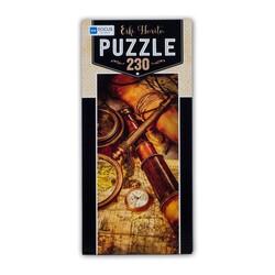 Eski Harita 230 Parça Puzzle Kutulu (BF194) - Thumbnail