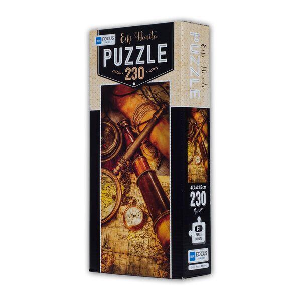 Eski Harita 230 Parça Puzzle Kutulu (BF194)