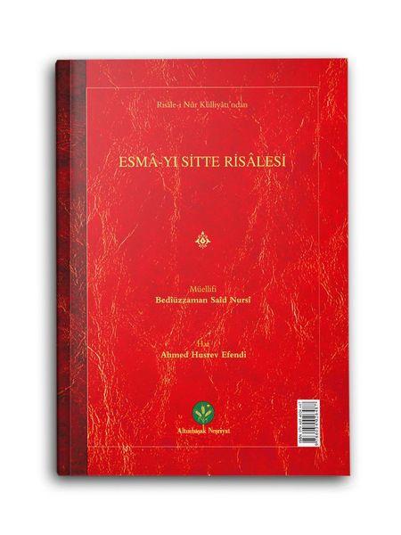 Esma-yı Sitte Risalesi (Mukayeseli)