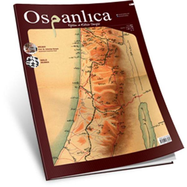 Eylül 2014 Osmanlıca Dergisi (Sayı:13)
