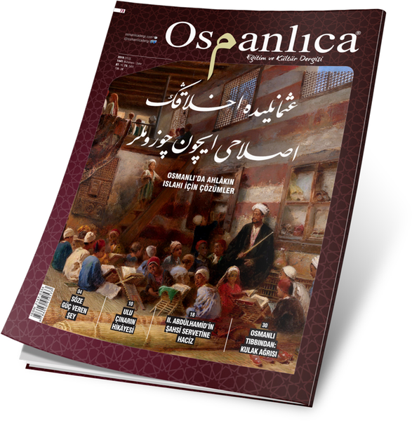Eylül 2019 Osmanlıca Dergisi