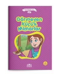 Görmeyen Küçük Mimarlar - Azim (Çanta Boy) - Thumbnail