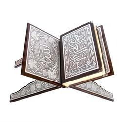 Gümüş Rahleli Kur'an (B.Cep Boy) - Thumbnail