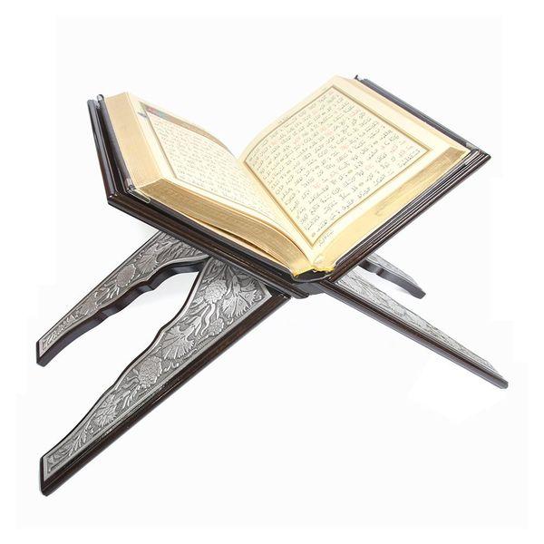 Gümüş Rahleli Kur'an (B.Cep Boy)