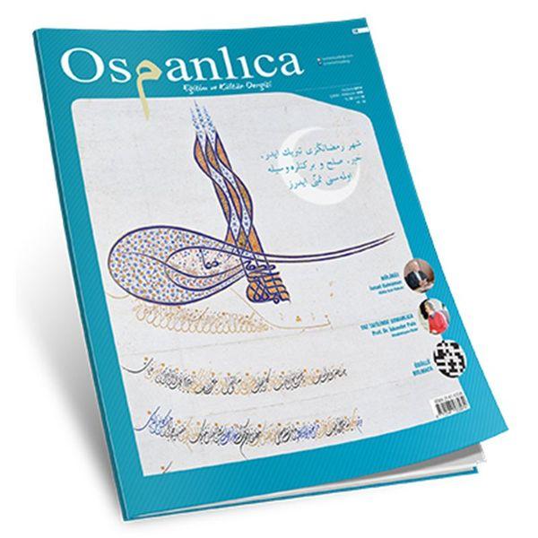 Haziran 2014 Osmanlıca Dergisi (Sayı:10)