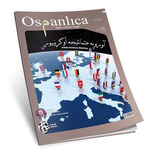 Haziran 2015 Osmanlıca Dergisi (Sayı:22)