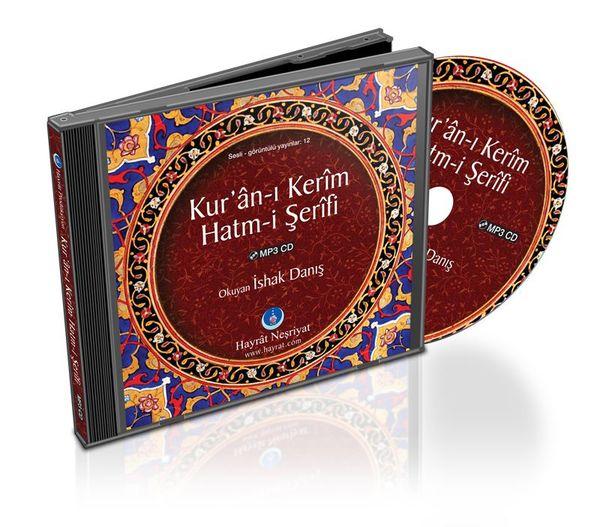 İshak Danış Hatim Seti 1 CD (MP3)