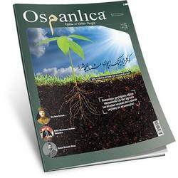 Kasım 2016 Osmanlıca Dergisi - Thumbnail