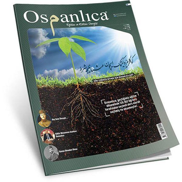 Kasım 2016 Osmanlıca Dergisi