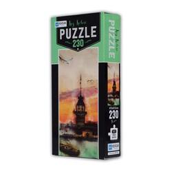 Kız Kulesi 230 Parça Puzzle Kutulu (BF134) - Thumbnail