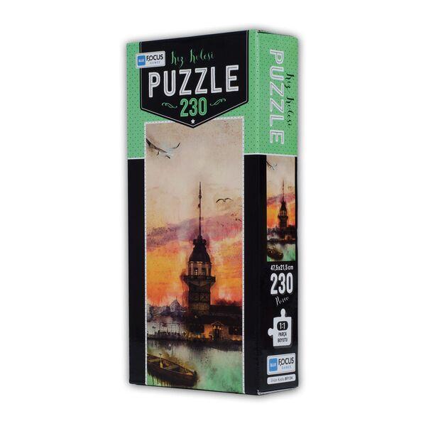 Kız Kulesi 230 Parça Puzzle Kutulu (BF134)