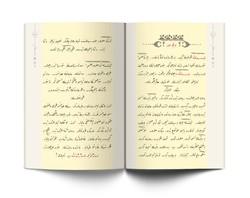 Küçük Sözler Risalesi (Osmanlıca) - Thumbnail