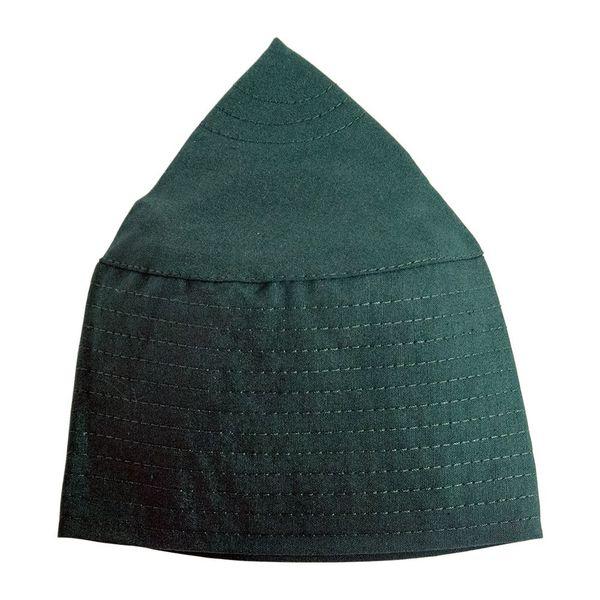 Kumaş Takke (Koyu Yeşil, 2 Numara)