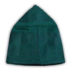 Kumaş Takke Özel Seri (Koyu Yeşil, 59 Numara) - Thumbnail