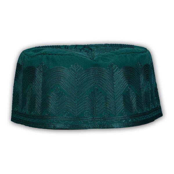 Kumaş Takke Özel Seri (Koyu Yeşil, 59 Numara)