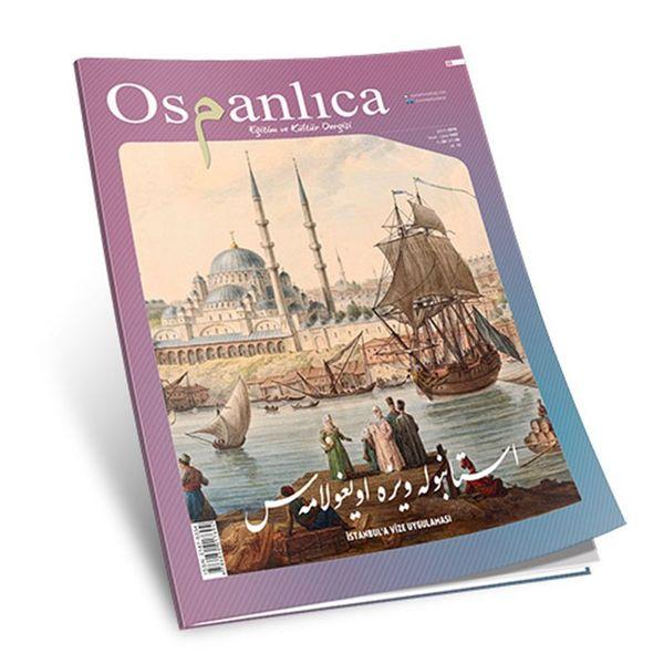 Mayıs 2016 Osmanlıca Dergisi