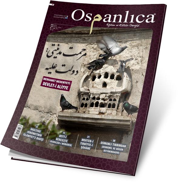 Mayıs 2020 Osmanlıca Dergisi