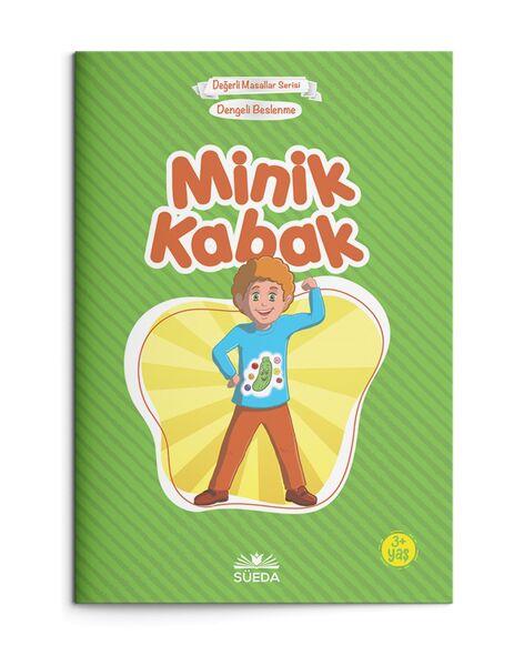 Minik Kabak - Dengeli Beslenme (Çanta Boy)