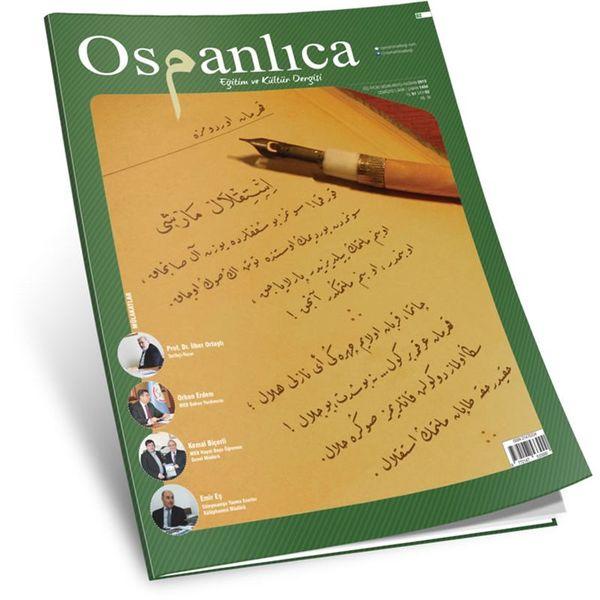 Nisan 2013 Osmanlıca Dergisi (Sayı:2)