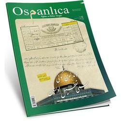 Nisan 2016 Osmanlıca Dergisi - Thumbnail