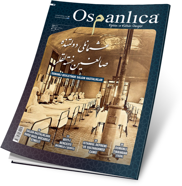 Nisan 2020 Osmanlıca Dergisi