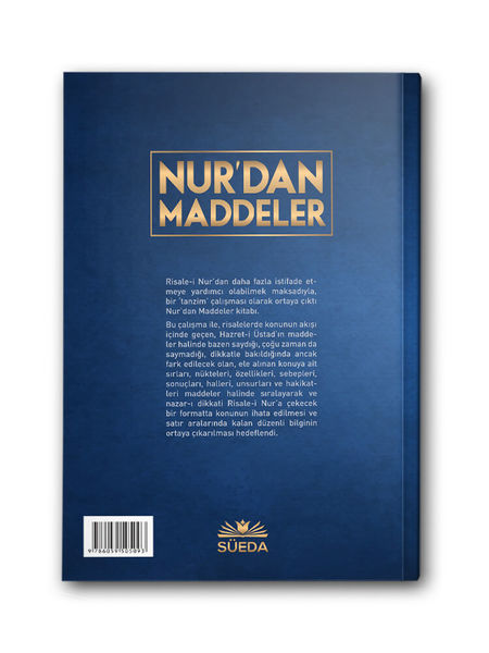 Nur'dan Maddeler