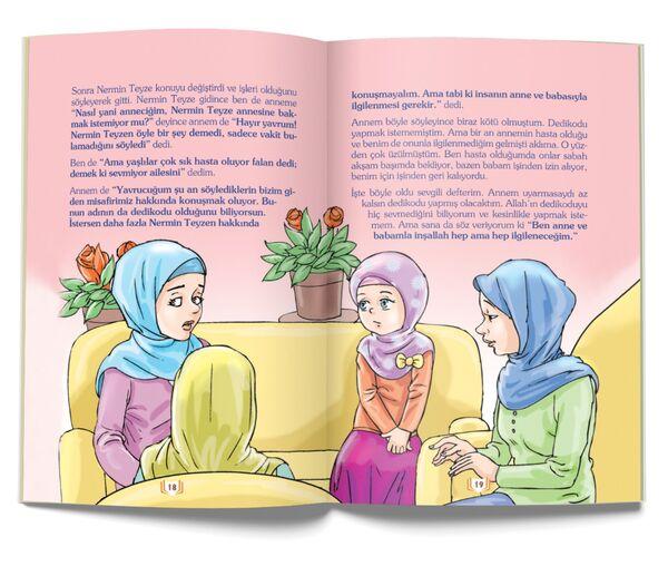 Nurdan'ın Renkli Defteri 2