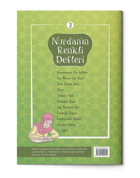 Nurdan'ın Renkli Defteri 3