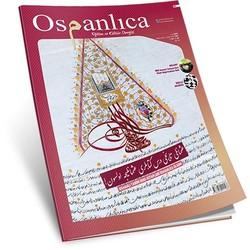 Ocak 2016 Osmanlıca Dergisi - Thumbnail