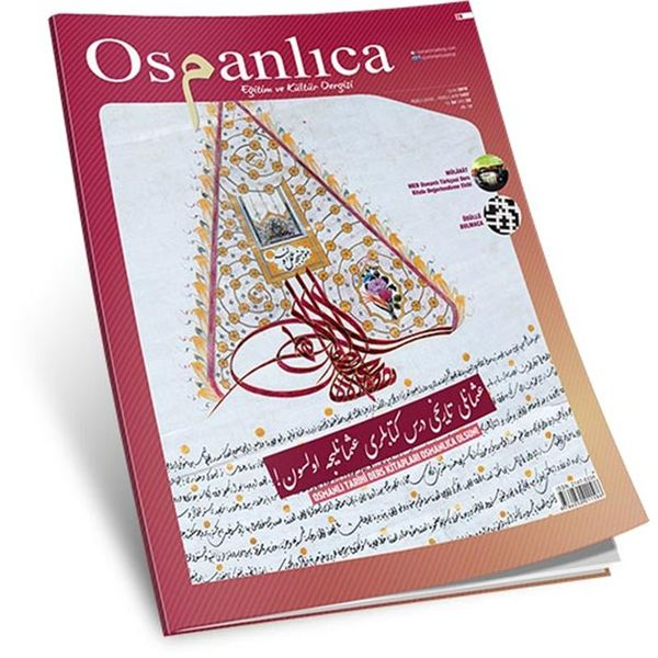 Ocak 2016 Osmanlıca Dergisi